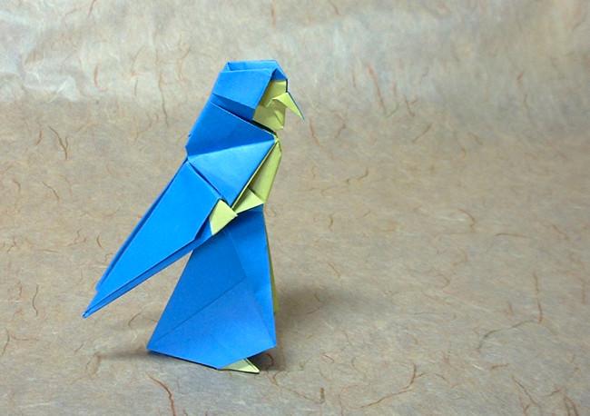 Origami Witch By Seiji Nishikawa Folded Gilad Aharoni
