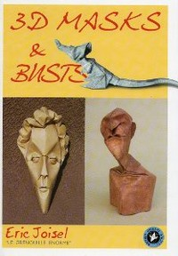 3D Masks and Busts book cover