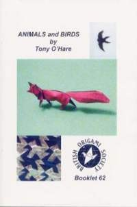 Cover of Animals and Birds by Tony O'Hare