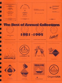 Cover of The Best of Annual Collections 1981-1995