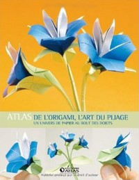 Cover of Atlas de l'Origami
