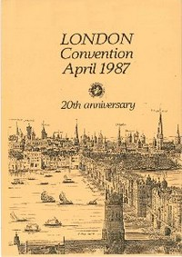 Cover of BOS Convention 1987 Spring