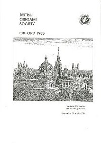 Cover of BOS Convention 1988 Autumn
