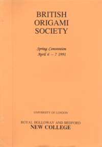 Cover of BOS Convention 1991 Spring