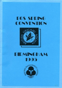 Cover of BOS Convention 1995 Spring