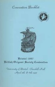 Cover of BOS Convention 1997 Spring
