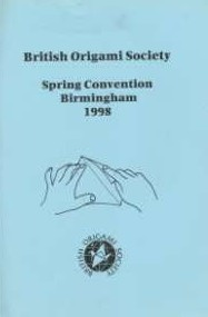 Cover of BOS Convention 1998 Spring