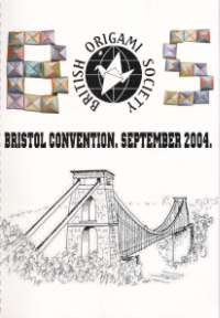 Cover of BOS Convention 2004 Autumn