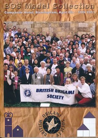 Cover of BOS Convention 2011 Spring - Birmingham