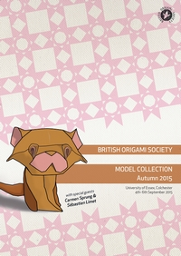 Cover of BOS Convention 2015 Autumn