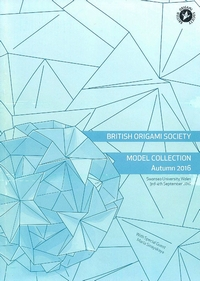 Cover of BOS Convention 2016 Autumn