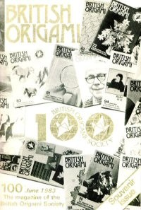 Cover of BOS Magazine 100