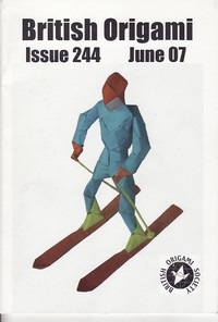Cover of BOS Magazine 244
