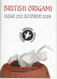 Cover of BOS Magazine 252
