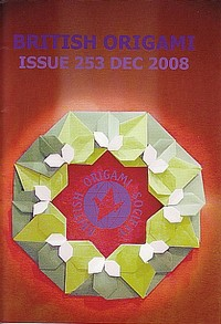 BOS Magazine 253 book cover