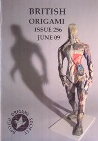 BOS Magazine 256 book cover