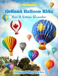 Cover of Oriland Balloon Ride by Katrin and Yuri Shumakov