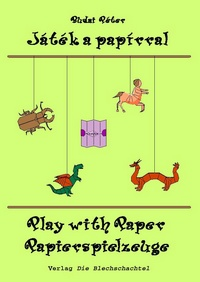 Cover of Play With Paper by Peter Budai