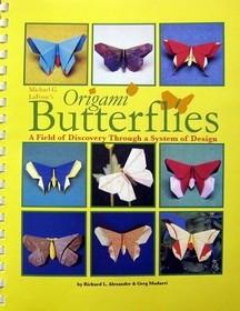 Michael G. LaFosse's Origami Butterflies - photo#43