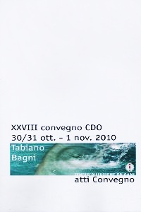 Cover of CDO convention 2010