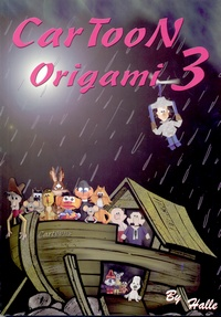 Cover of Cartoon Origami 3 by Carlos Gonzalez Santamaria (Halle)
