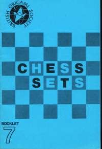 Chess Sets - BOS booklet 7 book cover