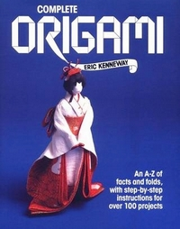 Cover of Complete Origami by Eric Kenneway