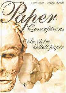 Cover of Paper Conceptions by Horn Akos and Zsebe Jozsef