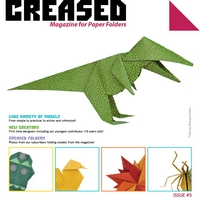 Cover of Creased Magazine 5