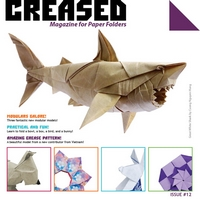 Cover of Creased Magazine 12