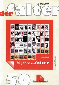 Cover of Der Falter 50