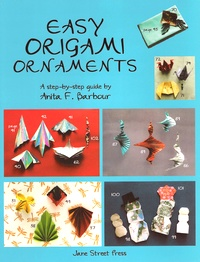 Cover of Easy Origami Ornaments by Anita F. Barbour