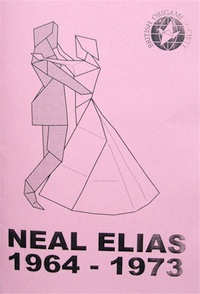 Cover of Neal Elias Selected Works 1964-1973 by Dave Venables