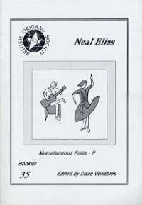 Cover of Neal Elias - Miscellaneous Folds - II by Dave Venables