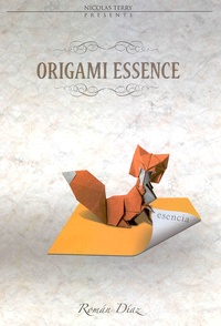 Cover of Origami Essence by Roman Diaz