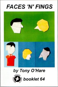 Cover of Faces 'N' Fings by Tony O'Hare