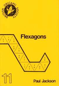 Flexagons book cover