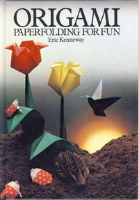Cover of Origami Paperfolding for Fun by Eric Kenneway