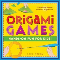 Cover of Origami Games by Joel Stern