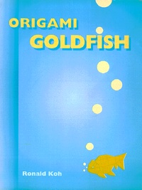 Cover of Origami Goldfish by Ronald Koh