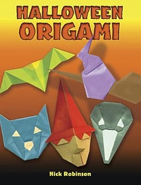Cover of Halloween Origami by Nick Robinson