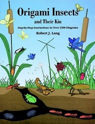 Cover of Origami Insects And Their Kin by Robert J. Lang