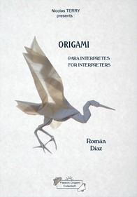 Cover of Origami for Interpreters by Roman Diaz