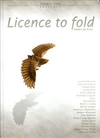 [MF] Licence to Fold By Nicolas Terry BO_LicencetoFold