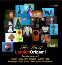 Cover of The Art of London Origami