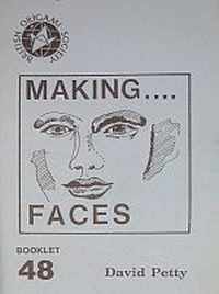 Cover of Making Faces by David Petty
