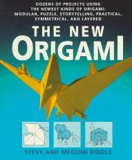 Cover of The New Origami by Steve and Megumi Biddle