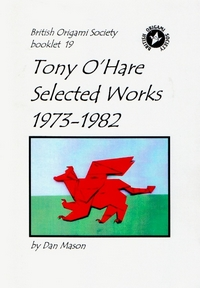 Cover of Tony O'Hare Selected Works 1973-1982 by Daniel G. Mason