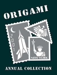 Cover of Origami USA Convention 2001