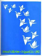 Cover of Origami USA Convention 2002